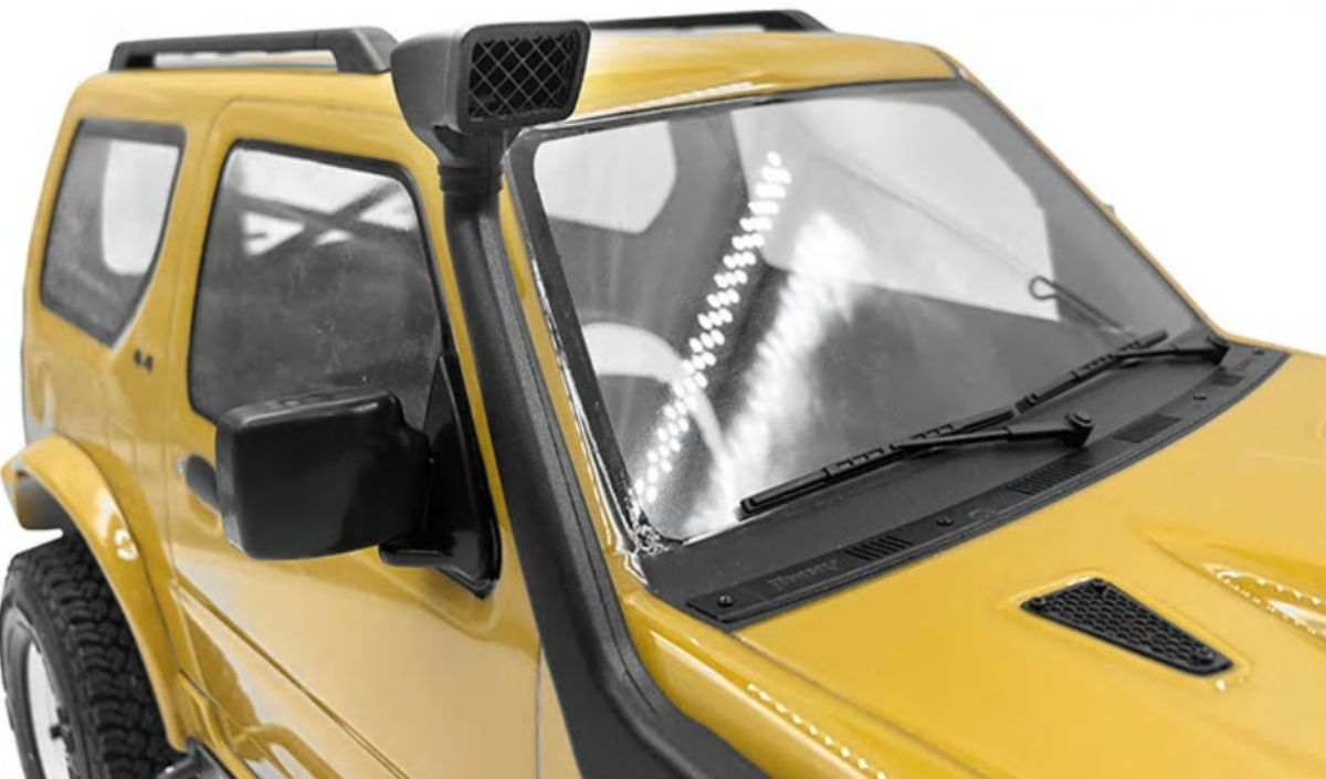 CCHand Rear Window Guards For MST 1:10 CFX Jimny J3 RC Cars Crawler #J-J010